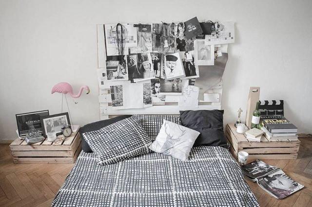 Jestem zdecydowanym zwolennikiem minimalizmu i skandynawskiego designu. Na Pintereście, Tumblr i skandynawskich blogach oglądam masę zdjęć wnętrz utrzymanych w tym charakterze - mówi projektant o swoim mieszkaniu.