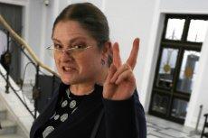 Krystyna Pawłowicz w usunięciu Antoniego Macierewicza ze stanowiska ministra obrony narodowej widzi działanie agentury