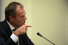 Donald Tusk w poniedziałek składał wyjaśnienia przed sejmową komisją śledczą badającą aferę Amber Gold.