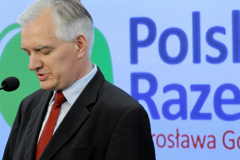 Jarosław Gowin znowu gra tylko na siebie, czy myśli o poważnej inicjatywie?