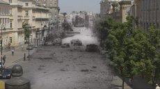 Krakowskie Przedmieście – teraz i podczas Powstania