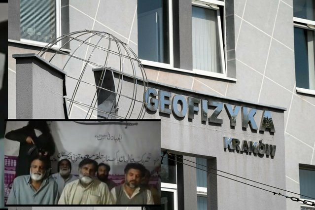 Polacy im nie pomogli, ale i tak finał jest szczęśliwy. Porwani przez talibów pracownicy Geofizyki Kraków są na wolności