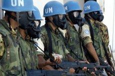 """Rada Bezpieczeństwa ONZ przyjęła rezolucję ws. przestępstw seksualnych """"błękitnych hełmów""""."""