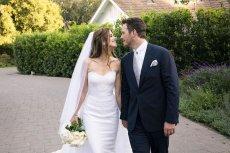 Para wzięła kameralny ślub w Kalifornii.