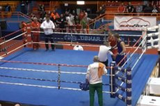 Sędzia Maciej Dziurgot został pobity na ringu przez chorwackiego zawodnika Vido Loncara za nieprzychylny dla Chorwata wynik walki.