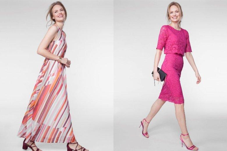 Jeśli wybieramy intensywny kolor, zrezygnujmy z dekoltu i zbyt krótkiej długości. Nie trzeba rezygnować z własnego stylu, ale dobrać elementy tak, aby wyglądać jak kobieta z klasą