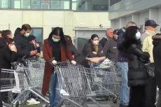 Pierwszy przypadek koronawirusa potwierdzono w Norwegii i kilku innych europejskich krajach.