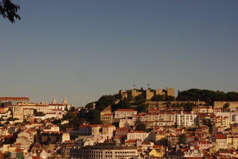 Panorama Lizbony. Zdjęcie: Krzysztof Gierak