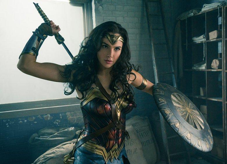 Wonder Woman przypadła do gustu niemal wszystkim.