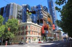 RMIT University w Melbourne.