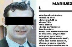 W Meksyku zamordowano Polaka Mariusza L.