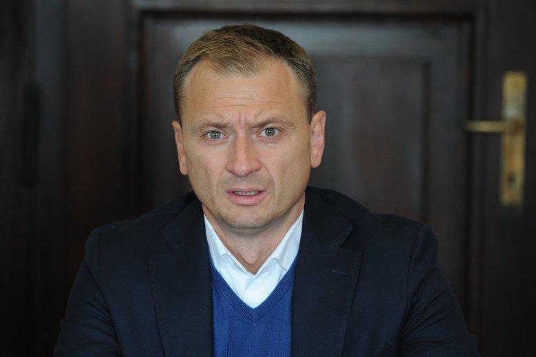 Agenci CBA weszli do mieszkania asystenta posła PO Sławomira Nitrasa.