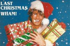 """Okładka """"nieśmiertelnego"""" singla Last Christmas"""