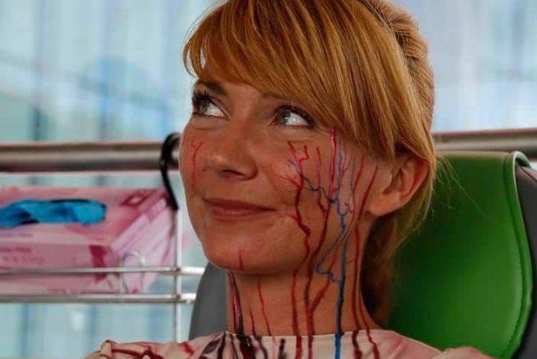 Karolina Hunia sama oddaje regularnie krew i namawia do tego innych.