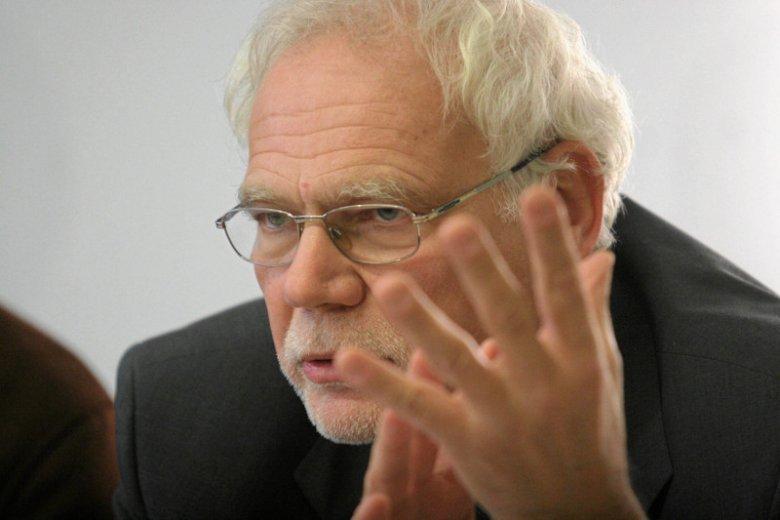 Prof. Marek Safjan sprzeciwia się słowom Andrzeja Dudy.
