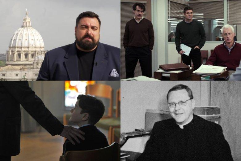 Lista filmów o pedofilii w Kościele jest spora. Temat jest podejmowany na przeróżne sposoby