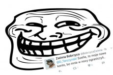 Tym razem chyba coś poszło nie tak, jeśli chodzi o usługi płatnych trolli
