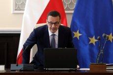 Mateusz Morawiecki tłumaczył swój udział w akcesji Polski do UE.