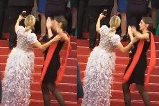 """Doda pojechała do Cannes """"łapać kontakty"""", złapała hostessę. Skończyło się przepychanką."""