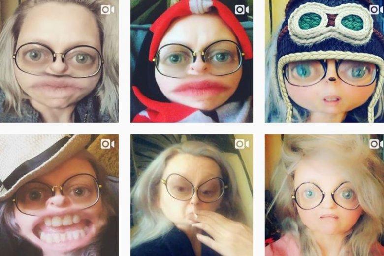 Katarzyna Nosowska na Instagramie kapitalnie komentuje rzeczywistość.