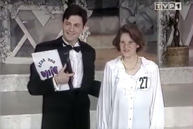 """""""Czar par"""" to kultowy program lat 90. Jednym z prowadzących był Krzysztof Ibisz"""