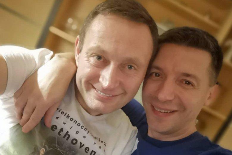 """Michał Cessanis na stałe dołączył do składu reporterów """"Dzień Dobry TVN""""."""