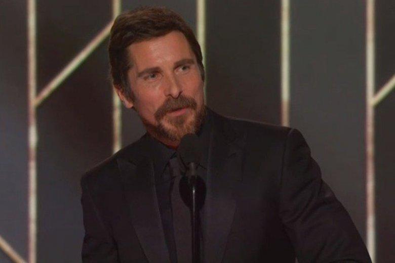 Christian Bale podziękował szatanowi za  inspirację do roli Dicka Cheneya.