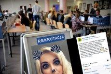 Zdjęcia ze snapchata w dokumentach wysyłanych na wyższą uczelnię? Okazuje się, ze dla kandydatów to żaden problem...