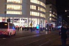 Kilka osób zostało dźgniętych nożem w wyniku ataku napastnika z Hagi.
