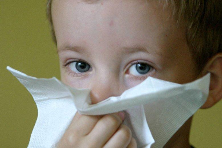 Niektóre leki przeciwhistaminowe pogarszają koncentrację również u dzieci.