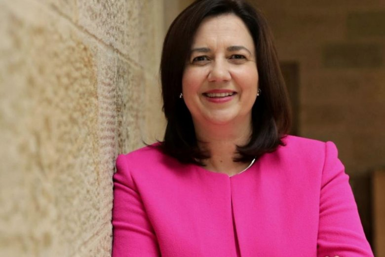 Annastacia Palaszczuk, szefowa rządu Queensland w Australii, ma polskie korzenie.