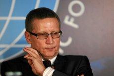 Dr Jerzy Głuszyński jest socjologiem z instytutu badawczego Pro Publicum, był szefem Pentora