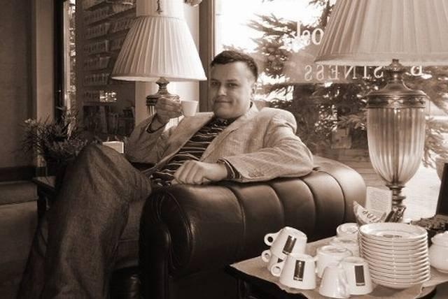 Artur Michna - certyfikowany krytyk kulinarny