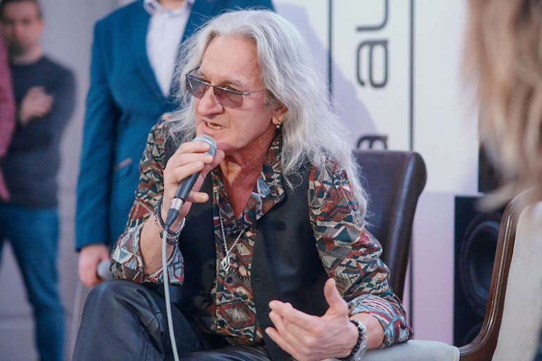 Grzegorz Markowski: od 45 lat przy mikrofonie