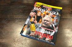 """Oto jutrzejsza okładka """"Gazety Polskiej"""". I nie, nie jest to fake news."""