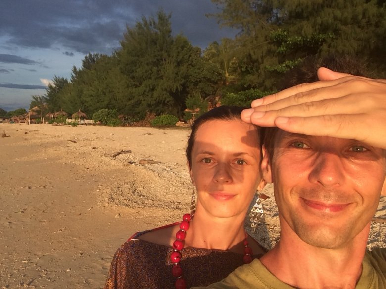 Do zobaczenia na wyspie Lombok.