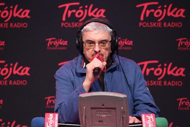 Niedźwiecki komentuje sytuację w Polskim Radiu.