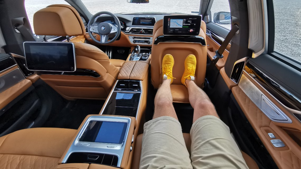 BMW serii 7 to flagowiec niemieckiego producenta.