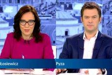 Dorota Łosiewicz i Marek Pyza zaczęli prowadzićprogram w TVP1.