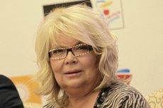 Nina Terentiew nie ustrzegła się wpadki podczas prezentacji ramówki Polsatu.