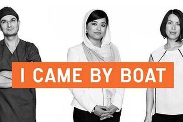 Ta trójka imigrantów z Australii ma pokazać, że imigranci to również ludzie zdolni i ambitni.