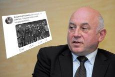 Konsul Generalny w Toronto Krzysztof Grzelczyk polubił kontrowersyjny post na Twitterze.
