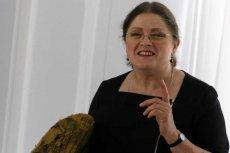 Krystyna Pawłowicz (PiS) pokazała swoją ludzką twarz.