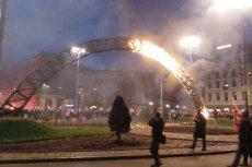Telewizja Trwam dostała 50 tys. zł kary za relacjęz Marszu Niepodległości.