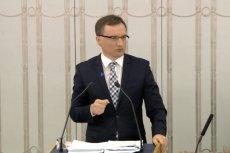 """""""My nie będziemy rządzić Polską wiecznie"""". Specyficznie minister Ziobro przekonywał senatorów do ustawy o Sądzie Najwyższym."""
