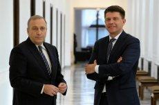 Grzegorz Schetyna i Ryszard Petru zaprowadzili swoje partie na sondażowe dno.