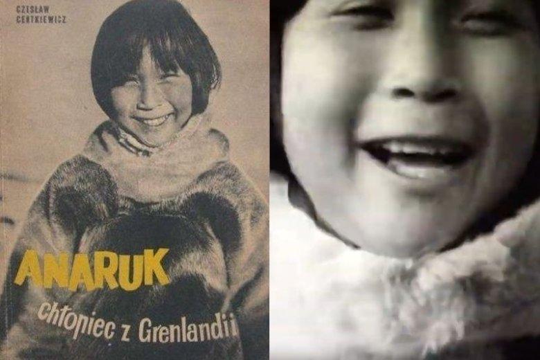 Chłopiec z okładki lektury szkolnej wcale nie ma imię Anaruk. To jedno z zaskakujących ustaleń śledztwa pary pasjonatów Grenlandii