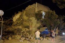 Trzęsienie ziemi na włoskiej wyspie Ischia.