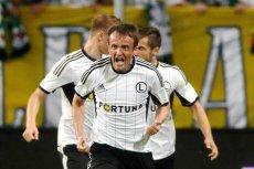 Legia Warszawa rozgromiła Celtic Glasgow, a najjaśniejszym punktem stołecznej drużyny był Miroslav Radović.