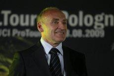 W tym roku Tour de Pologne wystartuje we Włoszech. To wielki sukces Czesława Langa